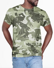 Dragon camouflage All-over T-Shirt aos-all-over-T-shirt-lifestyle-front-04