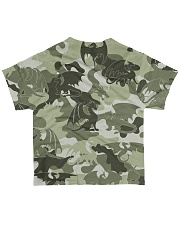 Dragon camouflage All-over T-Shirt back