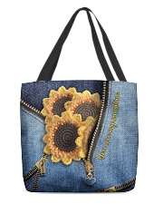 You are my sunshine All-over Tote back