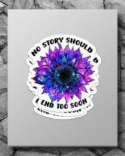No story should end too soon Sticker - 4 pack (Vertical) aos-sticker-4-pack-vertical-lifestyle-front-09