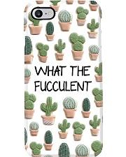What the fuccculent filein Phone Case i-phone-8-case