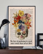 The love of gardening 11x17 Poster lifestyle-poster-2