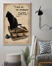 There are no ordinary cats 11x17 Poster lifestyle-poster-1