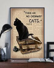There are no ordinary cats 11x17 Poster lifestyle-poster-2