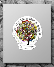 Every little thing Sticker - 4 pack (Vertical) aos-sticker-4-pack-vertical-lifestyle-front-09