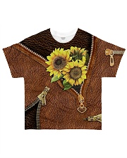 Sunflowers All-over T-Shirt front