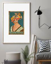 Mushroom whisperer 11x17 Poster lifestyle-poster-1