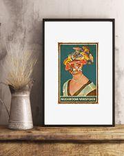 Mushroom whisperer 11x17 Poster lifestyle-poster-3