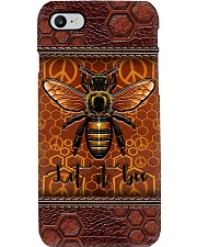 Let it bee Phone Case i-phone-8-case