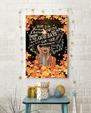God says you are 11x17 Poster lifestyle-holiday-poster-3