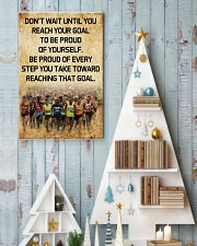 Be proud of every step 11x17 Poster lifestyle-holiday-poster-2