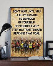 Be proud of every step 11x17 Poster lifestyle-poster-2