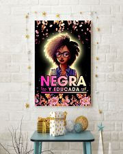 Negra y Educada 11x17 Poster lifestyle-holiday-poster-3