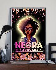 Negra y Educada 11x17 Poster lifestyle-poster-2