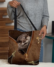 Otter All-over Tote aos-all-over-tote-lifestyle-front-10