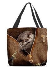 Otter All-over Tote back