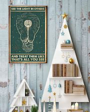See the light in others 11x17 Poster lifestyle-holiday-poster-2
