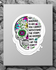 They whispered to her Sticker - 4 pack (Vertical) aos-sticker-4-pack-vertical-lifestyle-front-09