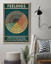 Feelings are much like waves 11x17 Poster lifestyle-poster-1