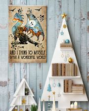 And I think to myself 11x17 Poster lifestyle-holiday-poster-2