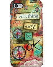 Every thing will be ok Phone Case i-phone-8-case