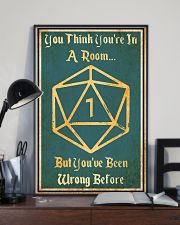 You think you are in a room 11x17 Poster lifestyle-poster-2