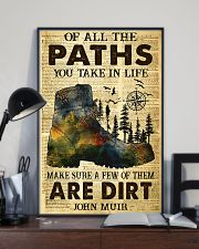 Of all the paths you take in life 11x17 Poster lifestyle-poster-2