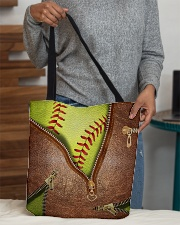 Softball tote  All-over Tote aos-all-over-tote-lifestyle-front-10