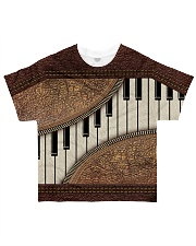 Love music All-over T-Shirt front