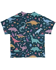 Dinosaurs  All-over T-Shirt back