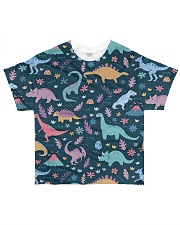 Dinosaurs  All-over T-Shirt front
