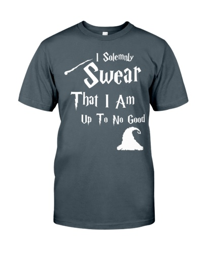 I solemnly Swear that I am up to NO GOOD Tshirt