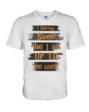 I solemnly Swear that I am up to NO GOOD T-shirt V-Neck T-Shirt thumbnail