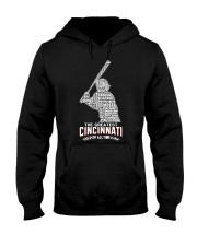 The Greatest Cincinnati Of All Time Hooded Sweatshirt thumbnail