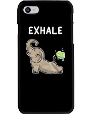 Elephant Yoga Phone Case thumbnail