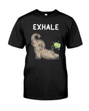 Elephant Yoga Classic T-Shirt thumbnail