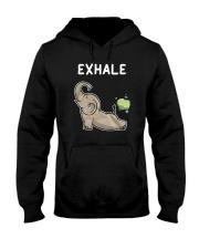 Elephant Yoga Hooded Sweatshirt thumbnail