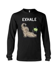Elephant Yoga Long Sleeve Tee thumbnail