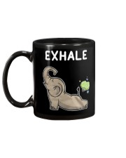 Elephant Yoga Mug back