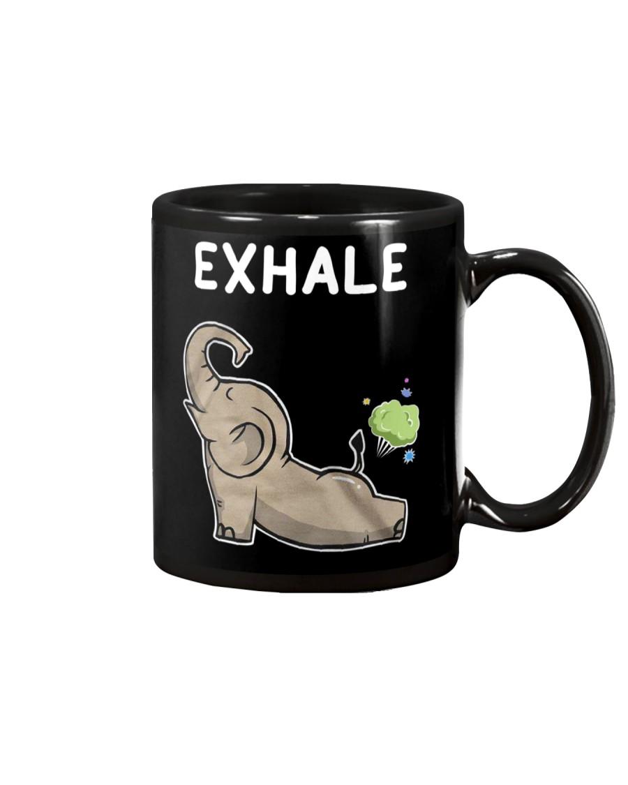 Elephant Yoga Mug