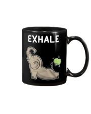 Elephant Yoga Mug front