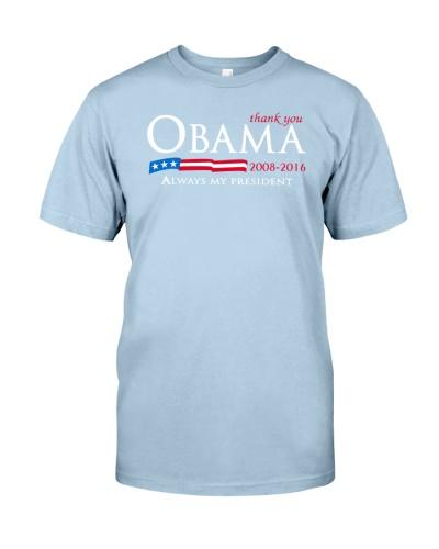 Thank You Obama  Always My President