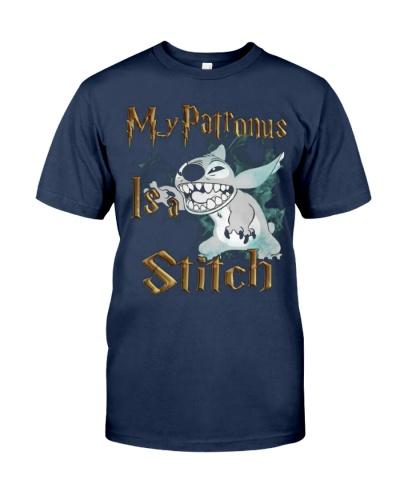 My patronus is a Stitch