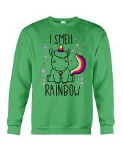I smell rainbow Crewneck Sweatshirt thumbnail