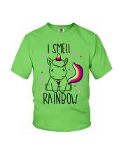 I smell rainbow Youth T-Shirt thumbnail