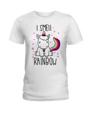 I smell rainbow Ladies T-Shirt thumbnail