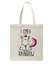 I smell rainbow Tote Bag thumbnail