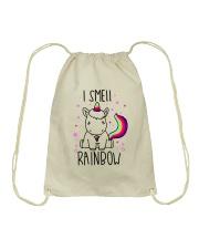 I smell rainbow Drawstring Bag thumbnail