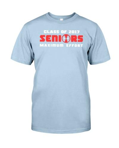 Seniors Class of 2017