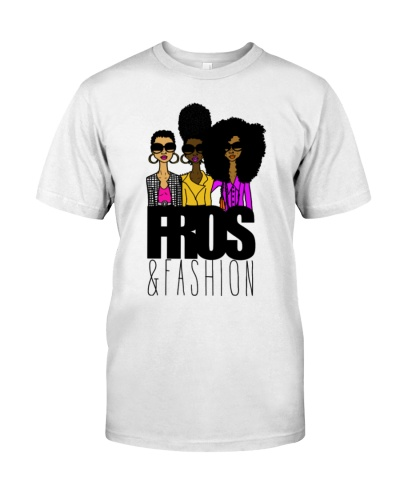 Fros And Fashion